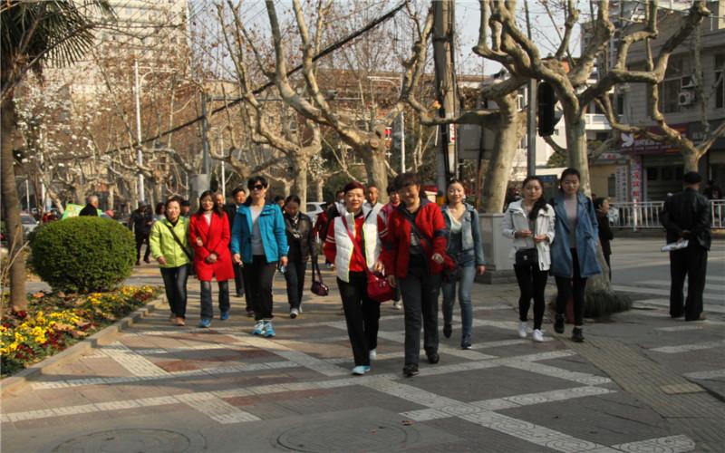 """宝业(集团)公司庆""""三八""""徒步活动圆满结束"""