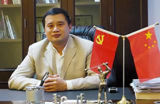 宝业集团创始人兼董事长